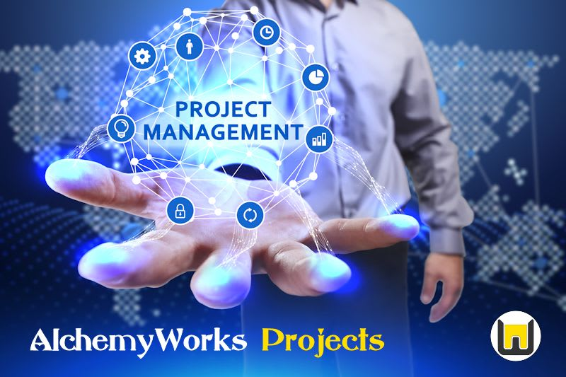 AlchemyWorks Project Management